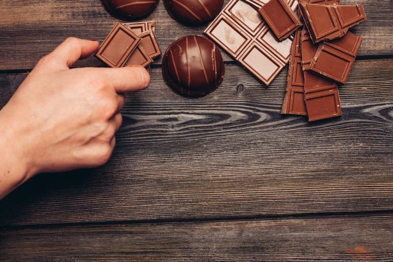 チョコレートの健康効果について