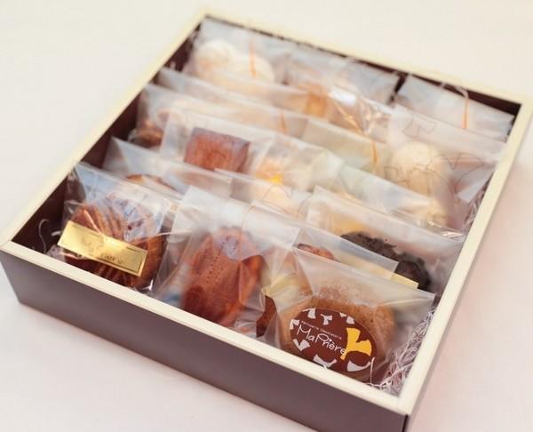 焼き菓子ギフト22個入り